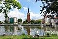 Elbląg - Widok zza rzeki - foto Łukasz Kotyński.jpg