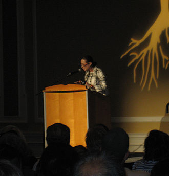 Alina Fernández - Fernandez speaks at Ohio University (2009)