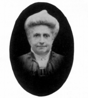 Masters School - Eliza B. Masters, the school's founder and namesake.