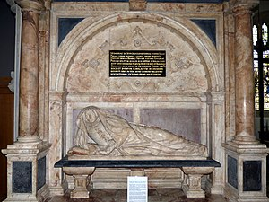 Elizabeth Bacon (died 1621) - Interior of St Mary's Church, Henley-on-Thames, where Elizabeth Bacon is buried