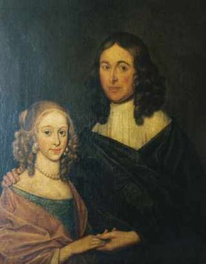 Elizabeth Barnard - Elizabeth and her first husband Thomas Nash