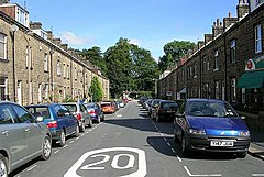 Elmsley Street - Steeton - geograph.org.uk - 546933.jpg