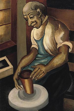 Else Berg - Image: Else Berg A potter