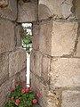 Embrasure at the tower of David.jpg