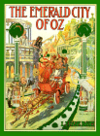 Capa do livro The Emerald City of Oz