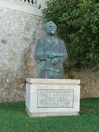 Emil Racoviță - Image: Emil Racovita