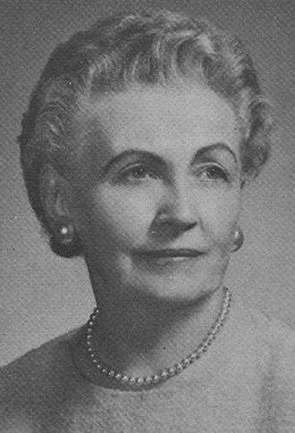 Emma Clara Schweer - Schweer in 1965
