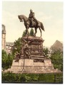 Emperor William's Monument, Frankfort on Main (i.e. Frankfurt am Main), Germany-LCCN2002713669.tif
