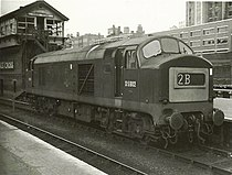 English Electric Type 2 (later Class 23) D5902 (8191729240).jpg