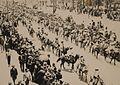 Entrance of Zapatistas in Mexico City (6950787912).jpg