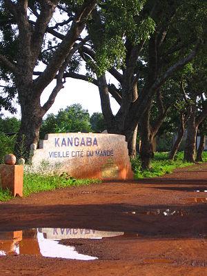 Kangaba - Entrance to Kangaba