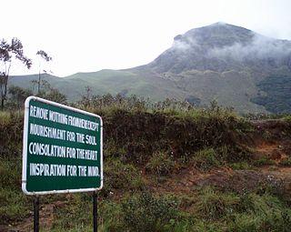 Eravikulam National Park National park in India