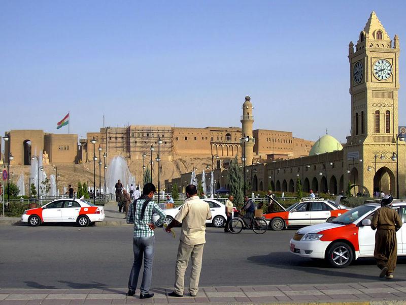 File:Erbil Citadel (6556994745).jpg