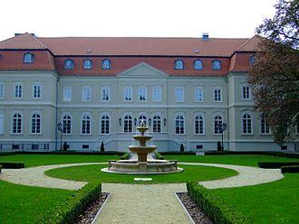 Bélapátfalva District - Image: Erdődy Pallavicini kastély (5856. számú műemlék) 5