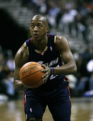 Eric Snow - Snow with the Cavaliers in 2007