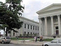 Palacio de justicia del condado de Erie