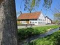 Erkheim - Günztalstr Nr 43 v SO, östl Günz 050516.jpg