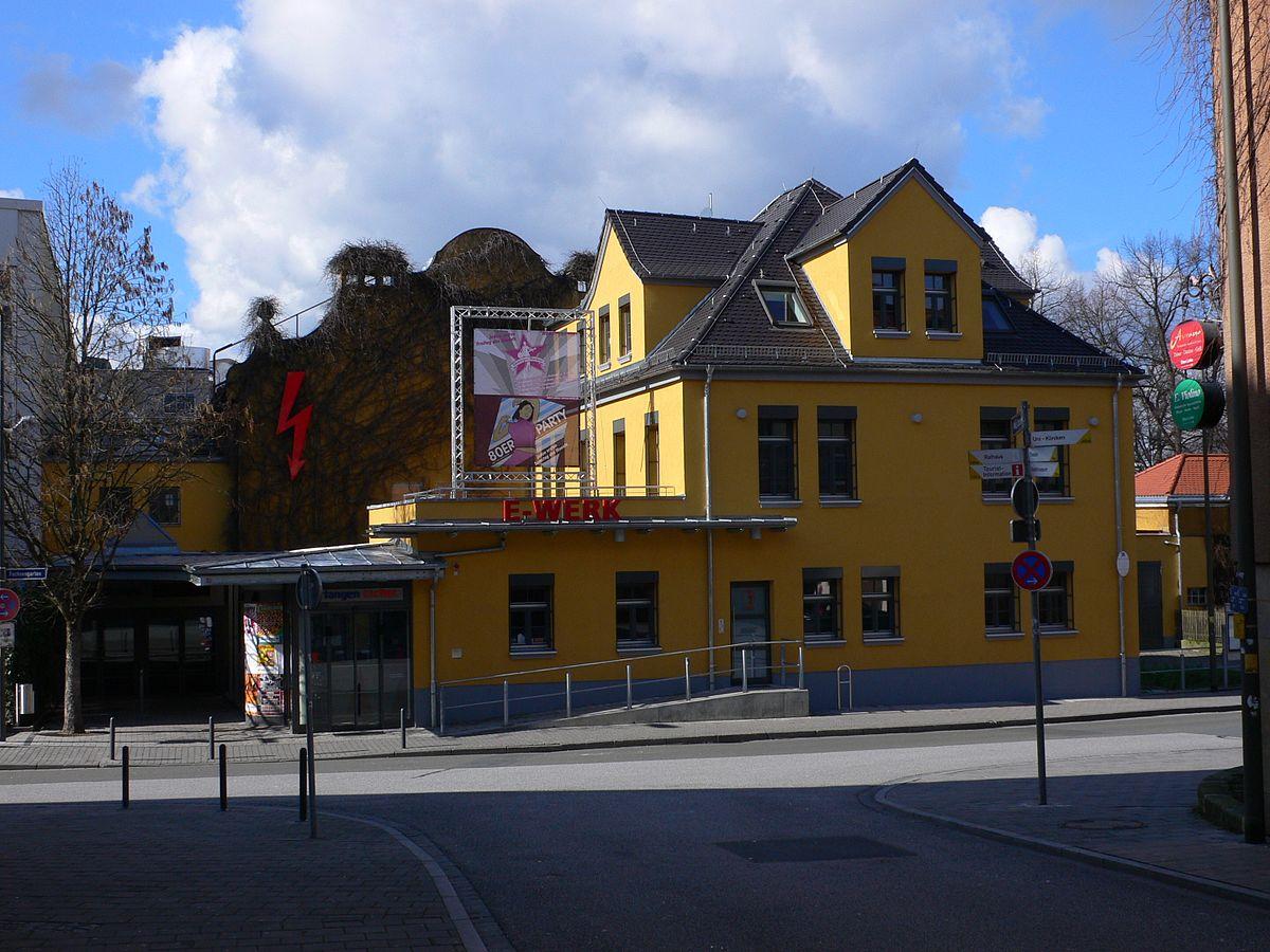 E Werk Erlangen