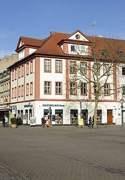 Schloßplatz in Erlangen