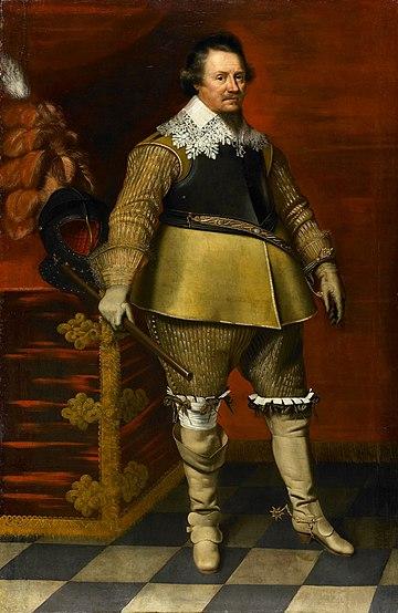 Ernst Casimir van Nassau-Dietz (Wybrand de Geest, 1635)