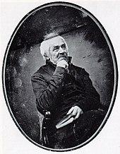 Ernst Moritz Arndt als Mitglied der Frankfurter Nationalversammlung (Quelle: Wikimedia)