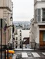 Escaliers de la rue Drevet, 2014.jpg