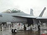 Esquadrilha da Fumaça 60 anos - Pirassununga - US NAVY F-A-18 - Super Hornet - panoramio (1).jpg