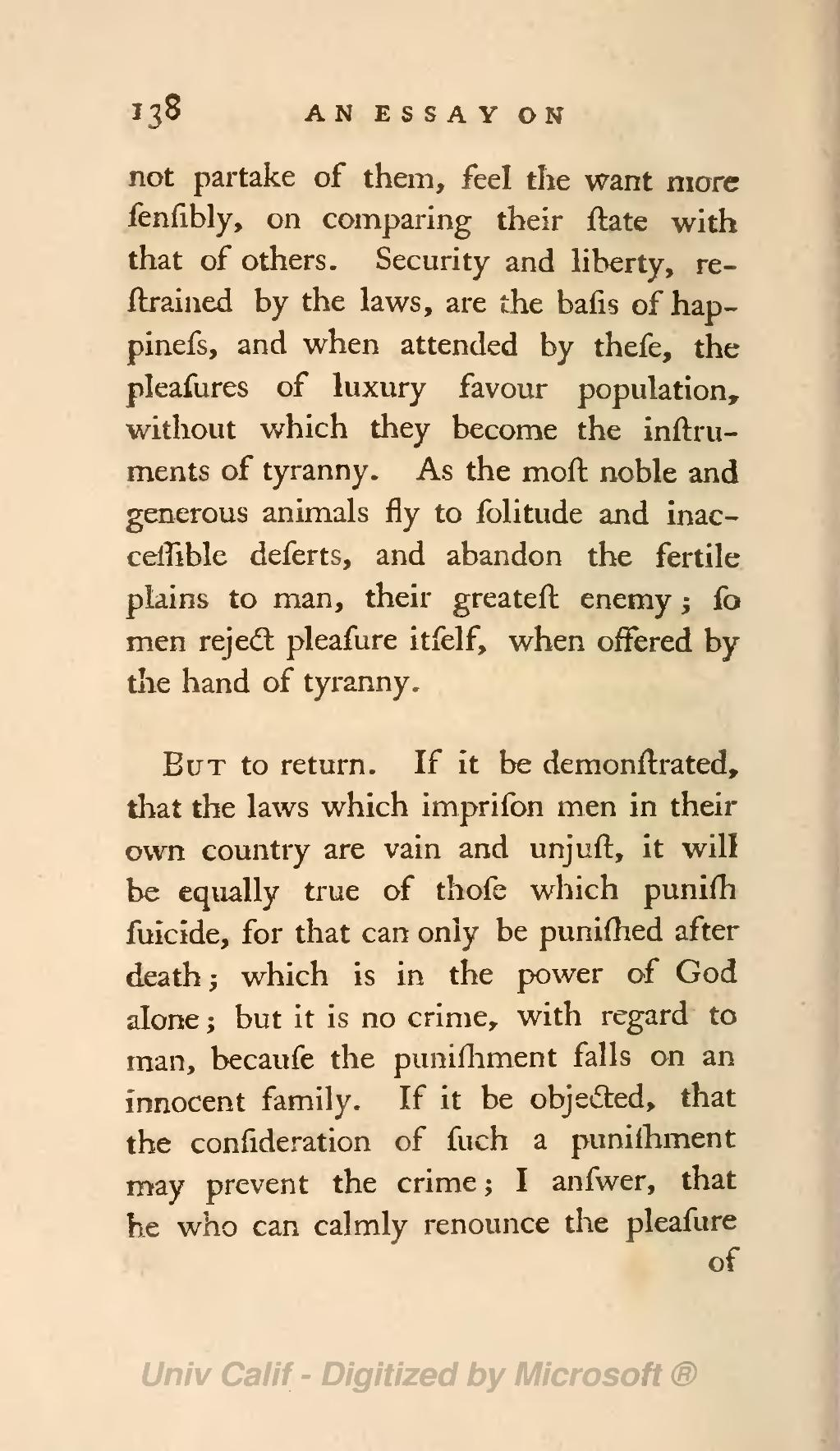 page essay on crimes and punishments djvu wikisource page essay on crimes and punishments 1775 djvu 150 wikisource the online library
