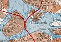 Essingeöarna och Essingebroarna 1965.jpg