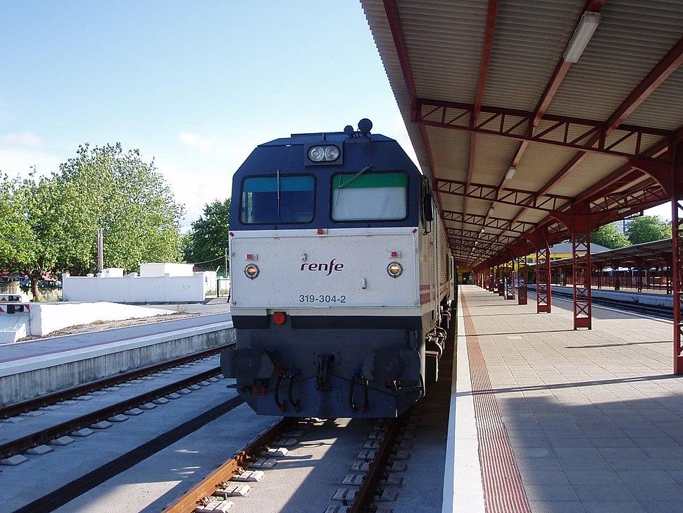 Estación de Ferrol
