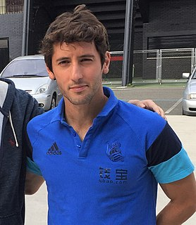 Esteban Granero Spanish footballer