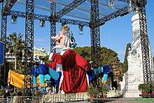 carnaval de nice � wikip233dia