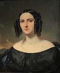 Portrait présumé de Madame Courcier