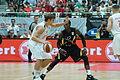 EuroBasket Qualifier Austria vs Germany, 13 August 2014 - 008.JPG