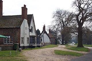 Euston, Suffolk village and civil parish in the United Kingdom