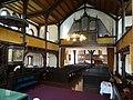 Evangelische Kirche (Lützellinden) Blick nach Südwesten 02.JPG