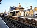 Ewell West Station, Ewell, Surrey - geograph.org.uk - 1778319.jpg