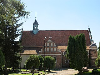 Zakroczym Place in Masovian Voivodeship, Poland