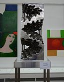 Exhibition Belarusian Sculpture XXI in Palace of Art 20.05.2014 04.jpg