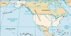 List Of Extreme Points Of The United States Wikipedia - Why is alaska part of the united states