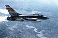 F-100 Super Sabre - 56-3386 353d TFS over Alps 2.jpg
