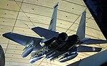 F-15 Eagle, The American Air Museum, Imperial War Museum, Duxford. (30991955636).jpg