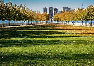 Franklin D. Roosevelt Four Freedoms Park - Image: FDR Four Freedoms Park