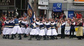 Festival Interceltique de Lorient - Dances