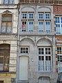 Façade de l'immeuble Rue des Sœurs grises, n°11, à Mons, Belgique.JPG
