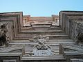 Façana de l'església de sant Ignasi, Dubrovnik.JPG