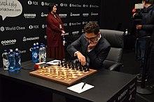World Chess Championship 2018 - Wikipedia