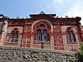 Facade of Philharmonic Hall - Former Synagogue - Uzhhorod - Ukraine (36460620092) (2).jpg