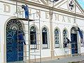 Facade of the Dannemann Factory Undergoing Restoration - Sao Felix - Bahia - Brazil.JPG