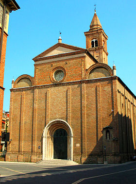Image illustrative de l'article Cathédrale de Cesena